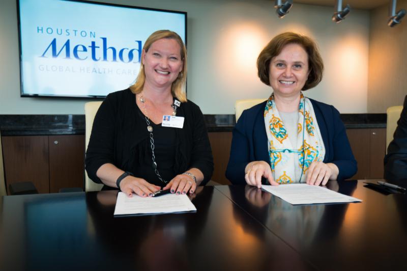 Yeditepe University Houston Methodist Global Collaboration