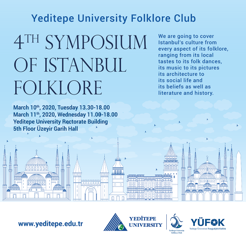 4th Sumposium of İstanbul Folklore