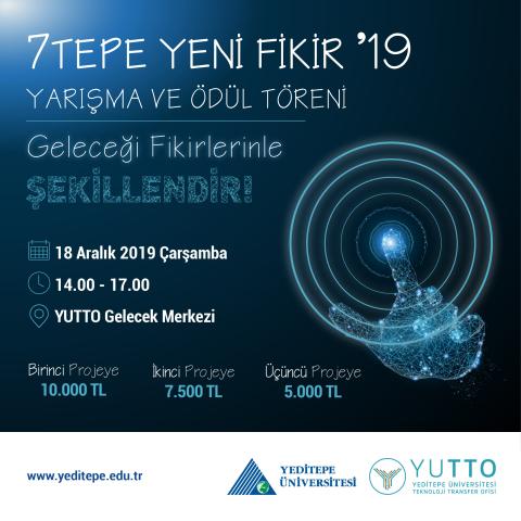 7Tepe Yeni Fikir'19 Demo Day