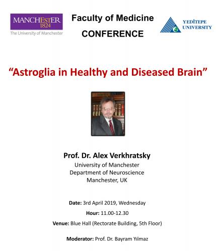 Astroglia in Healthy and Diseased Brain