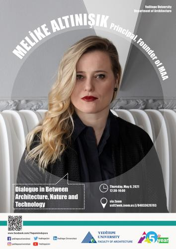 Faculty of Architecture - Dialogue in Between Architecture, Nature and Technology