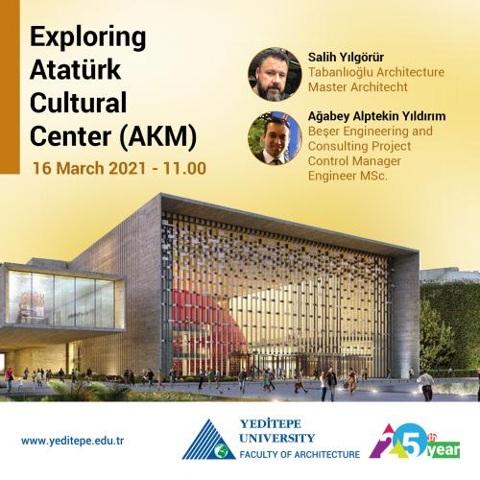 Exploring Atatürk Cultural Center