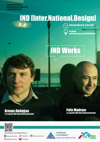 IND [Inter.National.Design] - IND Works