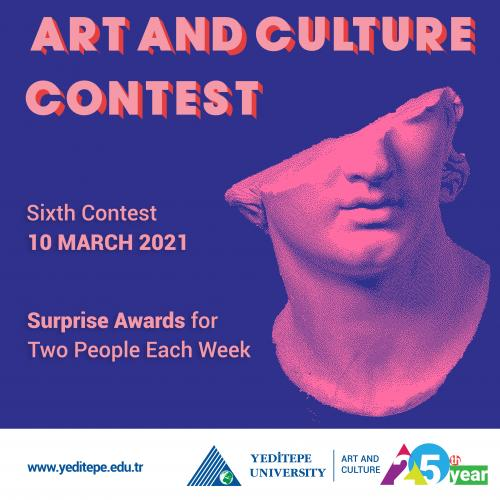 Art and Culture Contest (10.03.2021)