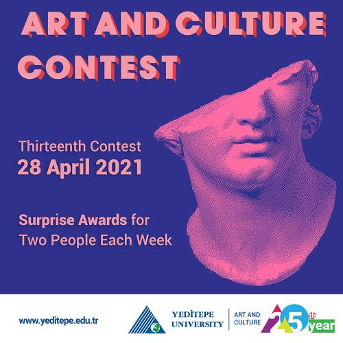 Art and Culture Contest (28.04.2021)