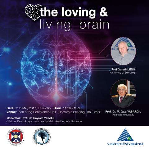 "The Loving Brain  &  Living Brain"""