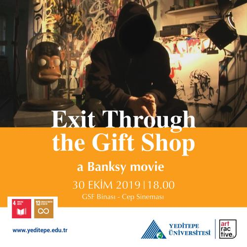 Exit Through the Gift Shop   A Banksy Movie