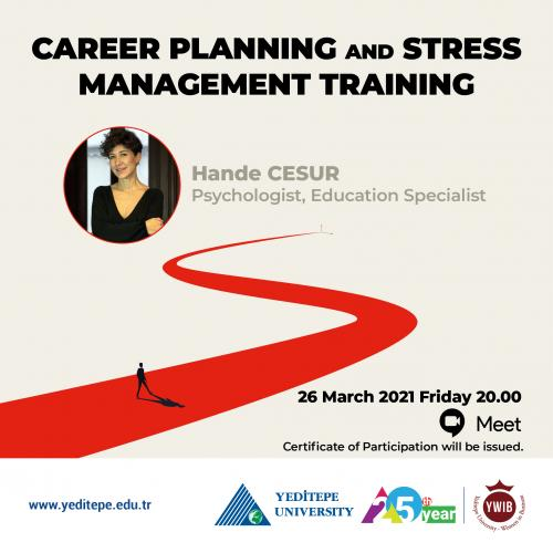 Career Planning and Stress Management Training