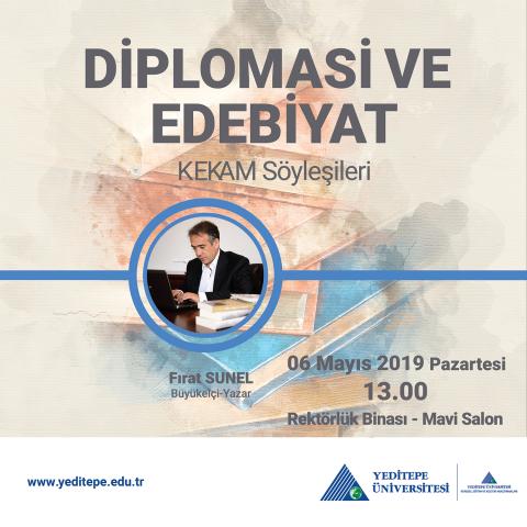 KEKAM - Diplomasi ve Edebiyat