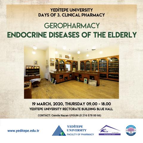 Endocrine Diseases of The Elderly