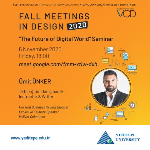 Fall Meetings in Design 2020