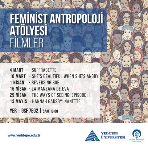 Feminist Antropoloji Atölyesi   Filmler