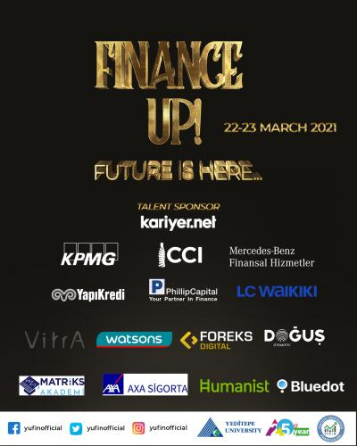 Finance Up! | Future is Here
