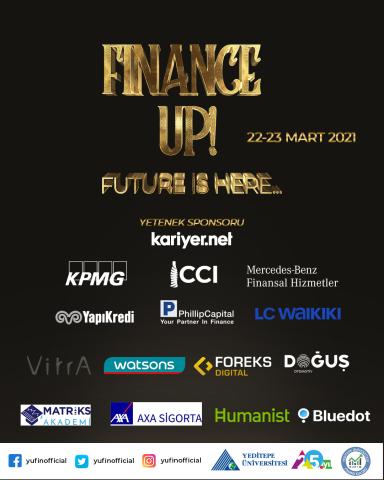 Finance Up! | Gelecek Burada