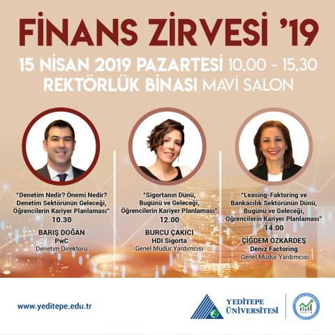 Finans Zirvesi'19