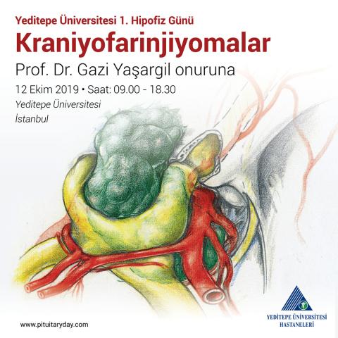 1. Hipofiz Günü - Kraniyofarinjiyomalar