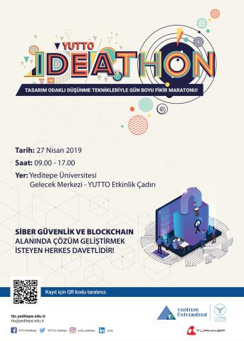 YUTTO - IDEATHON   Siber Güvenlik ve Blockchain Temasında IDEATHON