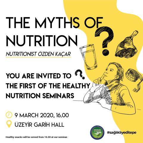 The Myths Of Nutrition