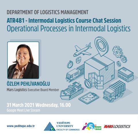 Operational Processes in Intermodal Logistics