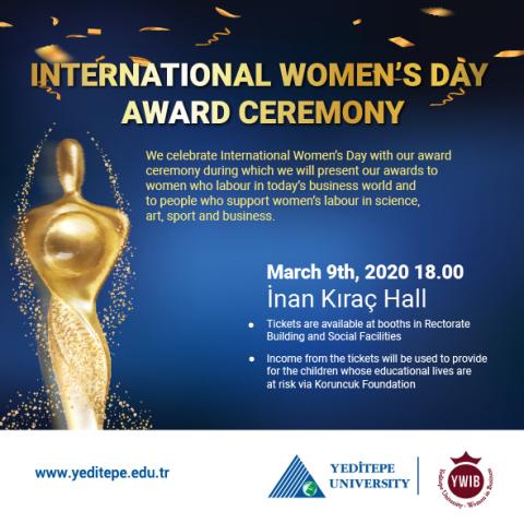 International Women's Day Award Ceremony