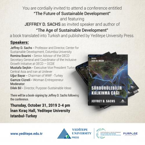 Jeffrey D. Sachs - The Age of Sustainable Development