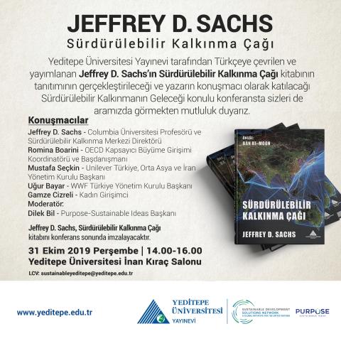Jeffrey D. Sachs - Sürdürülebilir Kalkınma Çağı