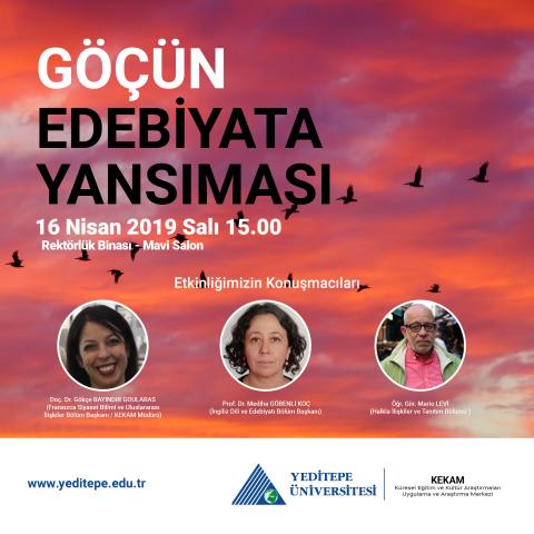 KEKAM | Göçün Edebiyata Yansıması