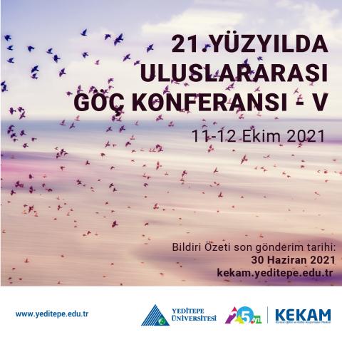21. Yüzyılda Uluslararası Göç Konferansı - V