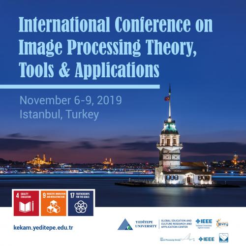 International Conference on Image Processing Theory, Tools & Applications