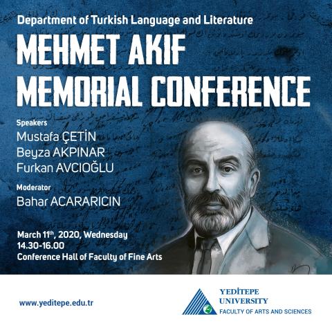 Mehmet Akif Memorial Conference
