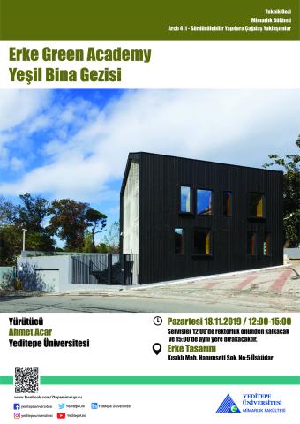 Teknik Gezi | Erke Green Academy