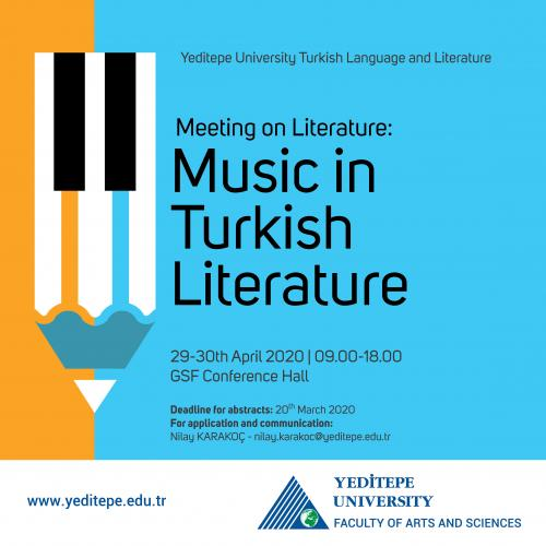 Meeting in Literature XI: Music in Our Literature