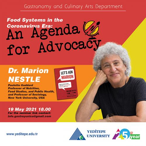 Food Systems in the Coronavirus Era: An Agenda for Advocacy