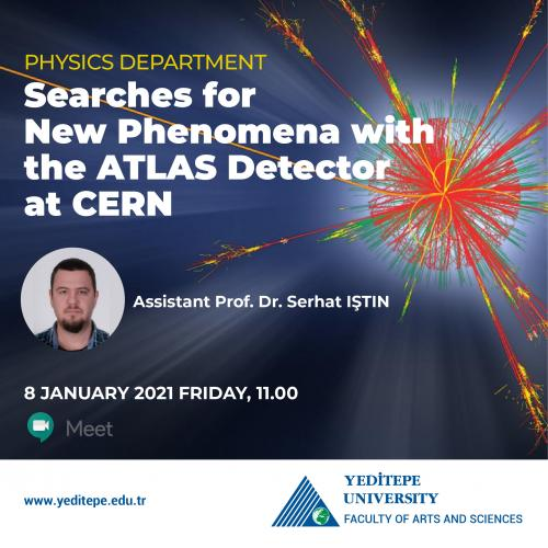 Searches for New Phenomena with the ATLAS Detector at CERN