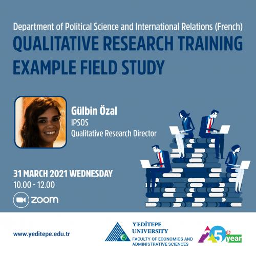 Qualitative Research Training Example Field Study