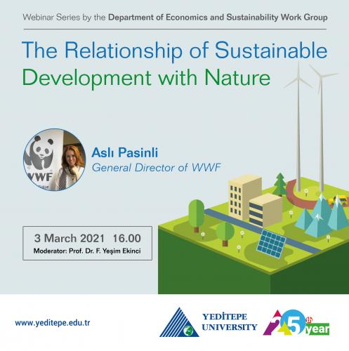 The Relationship of Sustainable Development with Nature