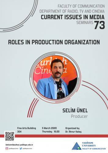 Roles in Production Organization