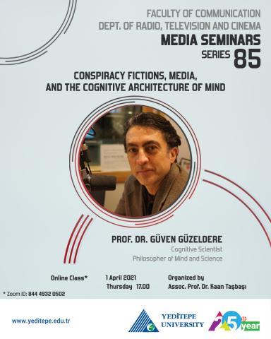 Department of Radio, Television and Cinema Media Seminars Series 85