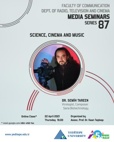 Department of Radio, Television and Cinema Media Seminars Series 87