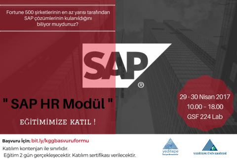 SAP HR Modül Eğitimi
