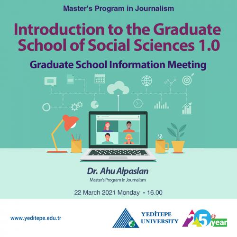 Graduate School of Social Sciences - Graduate School Information Meeting