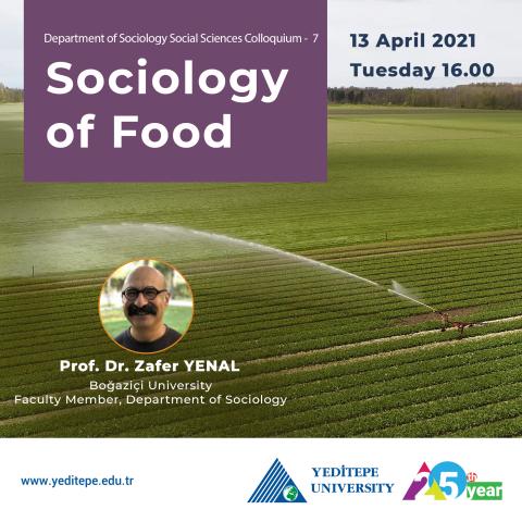 Social Sciences Colloquium - 7