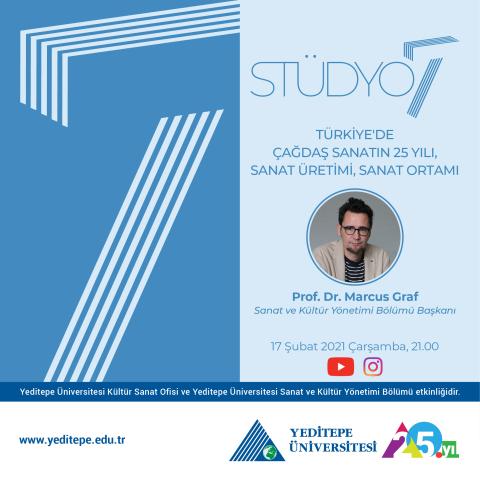 Stüdyo 7 - Türkiye'de Çağdaş Sanatın 25 Yılı, Sanat Üretimi, Sanat Ortamı