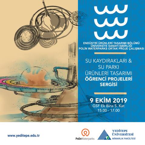 Su Kaydırakları & Su Parkı Ürünleri Tasarımı | Öğrenci Projeleri Sergisi