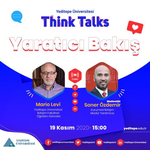 Think Talks - Yaratıcı Bakış