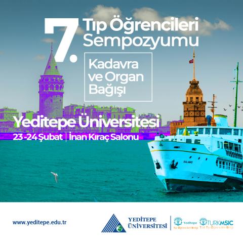 7. Tıp Öğrencileri Sempozyumu