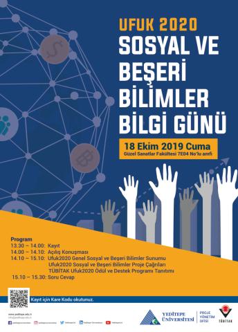 Proje Yönetim Ofisi - UFUK 2020 Sosyal ve Beşeri Bilimler Bilgi Günü
