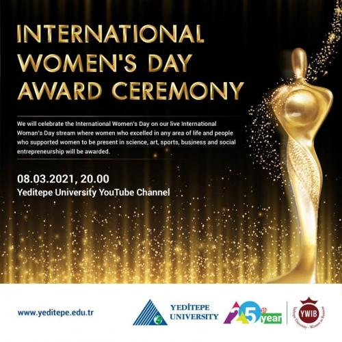 International Women's Day Award Ceremony 2021