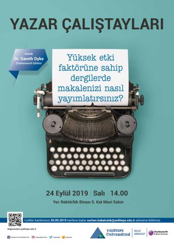 Bilgi Merkezi - Yazar Çalıştayları