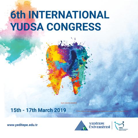 YUDSA - 6th INTERNATIONAL YUDSA CONGRESS